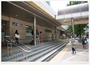 アクセス JR六甲道駅
