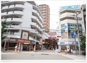 アクセス 六甲商店街